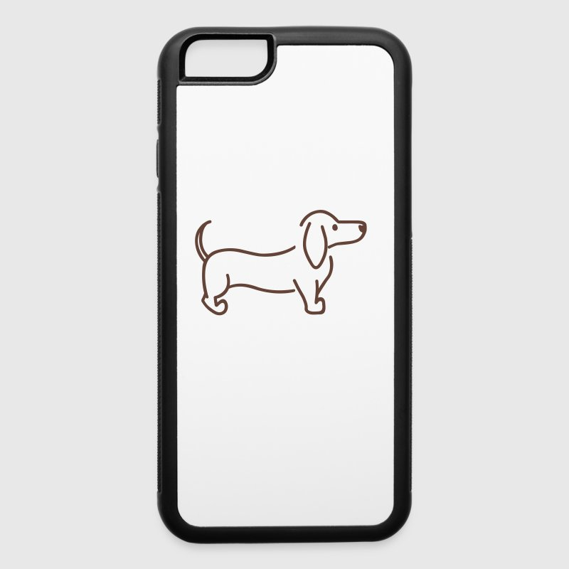 Dachshund Accessories - iPhone 6/6s Rubber Case