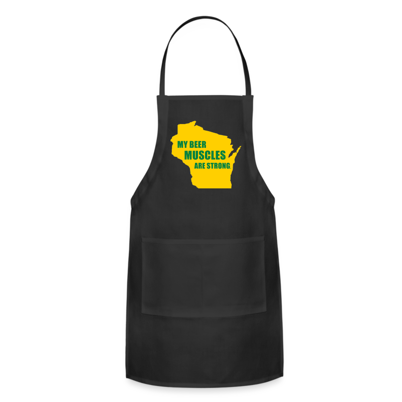 Beer Muscles - Adjustable Apron