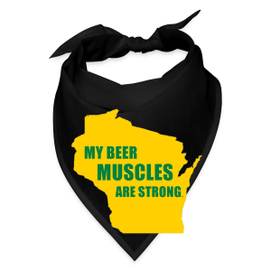 Beer Muscles - Bandana