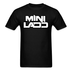 Mini Ladd Logo Mens - Men's T-Shirt