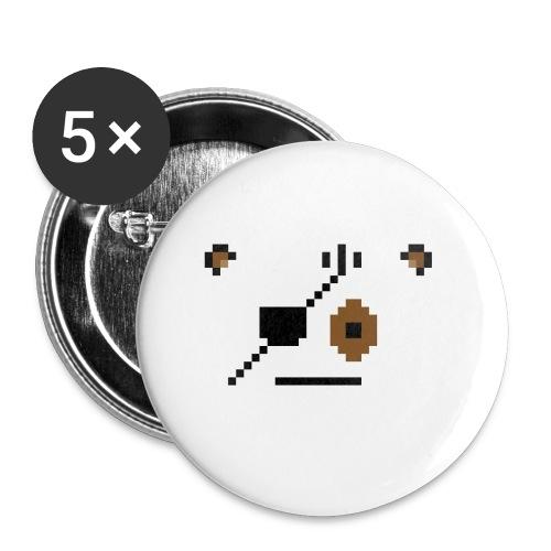 DangerGerbil Mug - Small Buttons