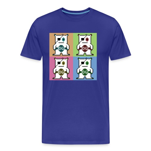Mens Pop Art T-Shirt - Men's Premium T-Shirt