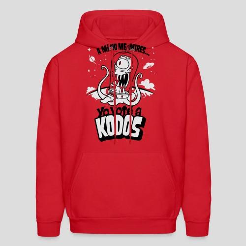 Los Simpson: Yo Voté a Kodos [ESP] - Men's Hoodie