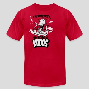 Los Simpson: Yo Voté a Kodos [ESP] - Men's T-Shirt by American Apparel