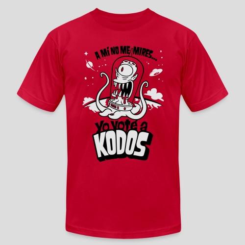 Los Simpson: Yo Voté a Kodos [ESP] - Men's Fine Jersey T-Shirt
