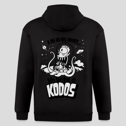 Los Simpson: Yo Voté a Kodos [ESP] - Men's Zip Hoodie