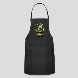 Los Simpson: Yo Voté a Kodos (color) [ESP] - Adjustable Apron