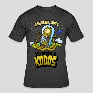 Los Simpson: Yo Voté a Kodos (color) [ESP] - Men's 50/50 T-Shirt