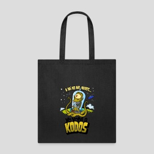 Los Simpson: Yo Voté a Kodos (color) [ESP] - Tote Bag