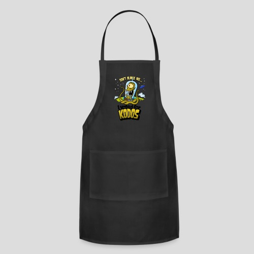 The Simpsons: I Voted for Kodos (color) - Adjustable Apron