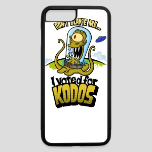 The Simpsons: I Voted for Kodos (color) - iPhone 7 Plus/8 Plus Rubber Case