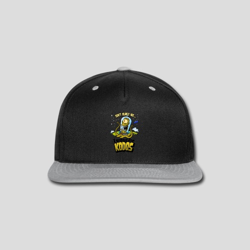 The Simpsons: I Voted for Kodos (color) - Snap-back Baseball Cap
