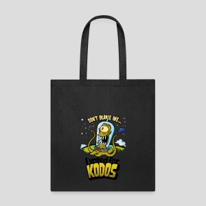 The Simpsons: I Voted for Kodos (color) - Tote Bag