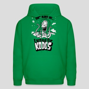 The Simpsons: I Voted for Kodos - Men's Hoodie