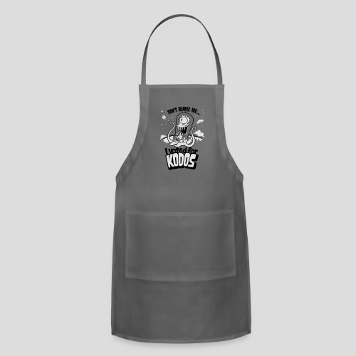 The Simpsons: I Voted for Kodos - Adjustable Apron