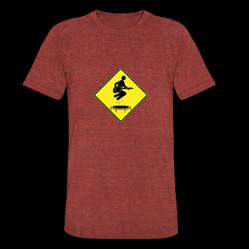 You Enjoy Mini-Tramps - Unisex Tri-Blend T-Shirt