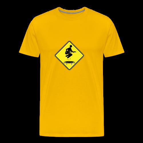 You Enjoy Mini-Tramps - Men's Premium T-Shirt