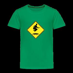 You Enjoy Mini-Tramps - Toddler Premium T-Shirt