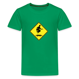 You Enjoy Mini-Tramps - Kids' Premium T-Shirt