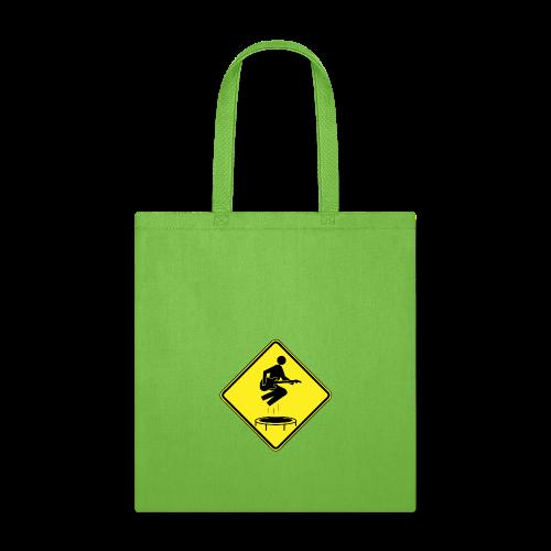 You Enjoy Mini-Tramps - Tote Bag