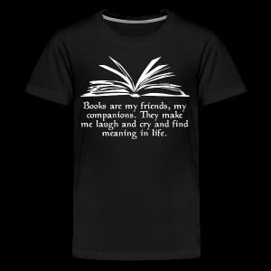 Books Are My Friends