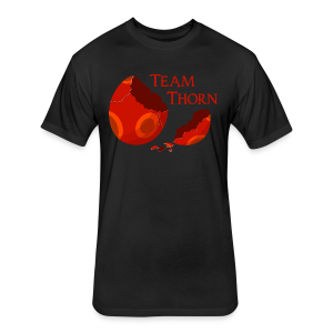 Team Thorn! (Unisex) - Fitted Cotton/Poly T-Shirt by Next Level