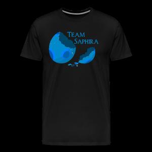 Team Saphira! (Unisex) - Men's Premium T-Shirt