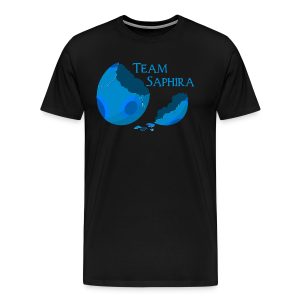 Team Saphira! (Unisex) - Men's Premium T-Shirt