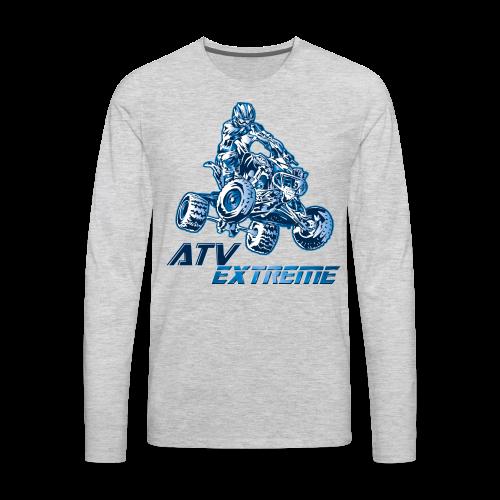 ATV Extreme Supercross - Men's Premium Long Sleeve T-Shirt
