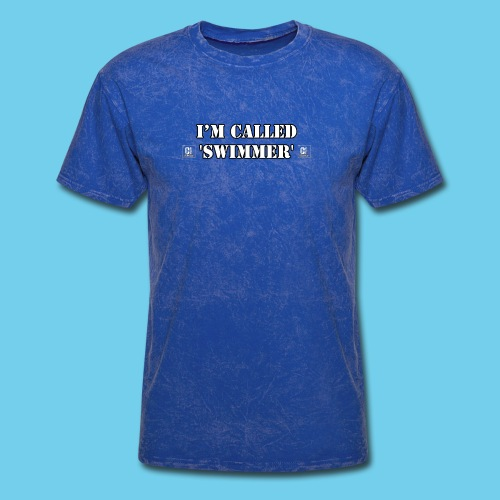 I'm called 'Swimmer'- Youth Hoodie - Men's T-Shirt