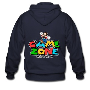Tony Game Zone - Men's Zip Hoodie