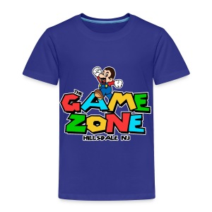 Tony Game Zone - Toddler Premium T-Shirt
