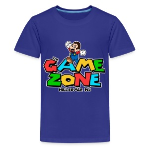 Tony Game Zone - Kids' Premium T-Shirt