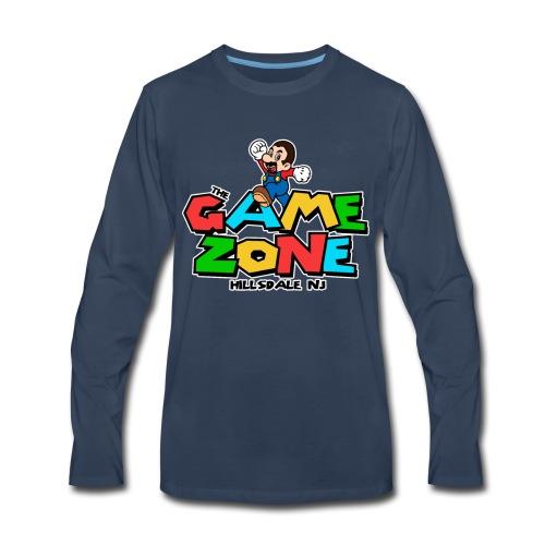 Tony Game Zone - Men's Premium Long Sleeve T-Shirt