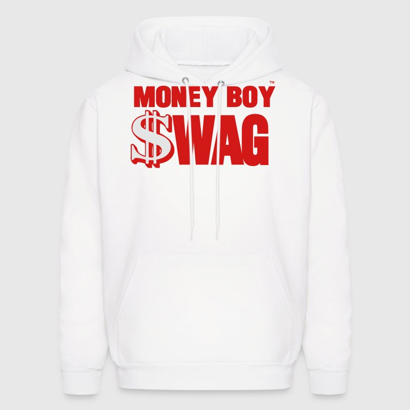 MONEY BOY SWAG - Men's Hoodie