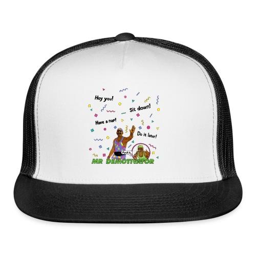 Mr. Demotivator T-shirt - Trucker Cap