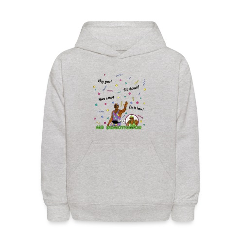 Mr. Demotivator T-shirt - Kids' Hoodie