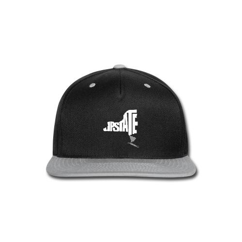 Upstate T - Snap-back Baseball Cap