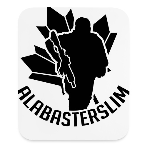 AlabasterSlim - Mouse pad Vertical