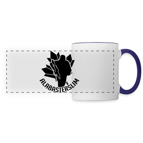 AlabasterSlim - Panoramic Mug