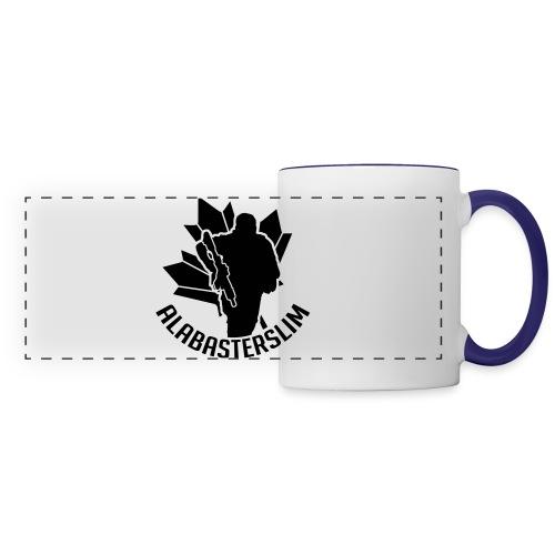 AlabasterSlim - Panoramic Mug