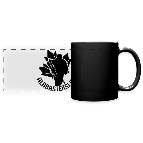 AlabasterSlim - Full Color Panoramic Mug