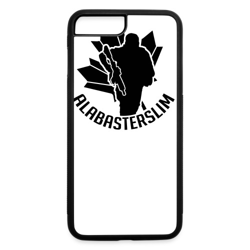 AlabasterSlim - iPhone 7 Plus/8 Plus Rubber Case