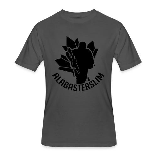 AlabasterSlim - Men's 50/50 T-Shirt