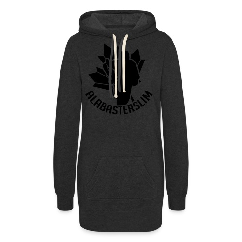 AlabasterSlim - Women's Hoodie Dress