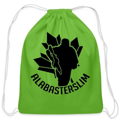 AlabasterSlim - Cotton Drawstring Bag