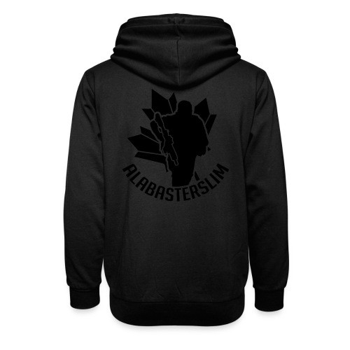 AlabasterSlim - Shawl Collar Hoodie
