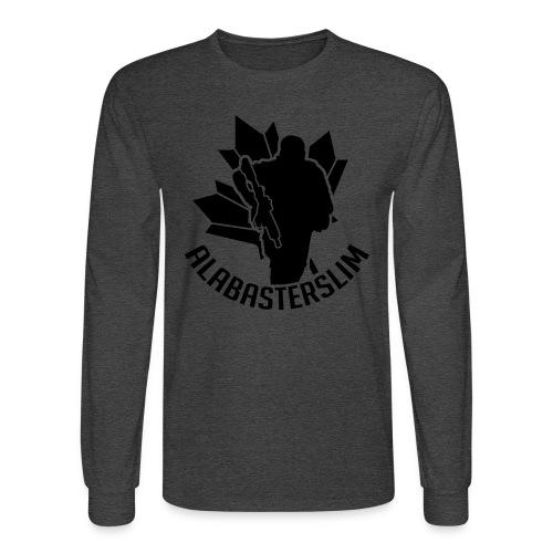 AlabasterSlim - Men's Long Sleeve T-Shirt