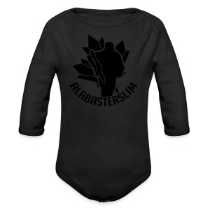 AlabasterSlim - Long Sleeve Baby Bodysuit