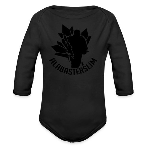 AlabasterSlim - Organic Long Sleeve Baby Bodysuit